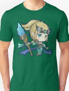 Cute Victorious Janna - League of Legends T-Shirt