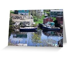 Herring Cove Greeting Card