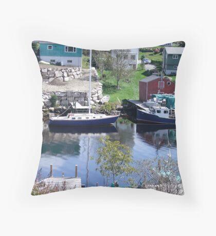 Herring Cove Throw Pillow