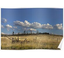 Postcard from Carcoar #2 Poster