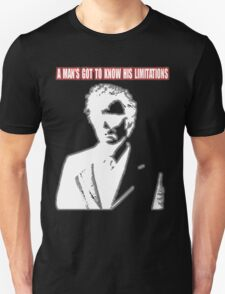 Dirty Harry - A Man's Got To Know His Limitations T-Shirt