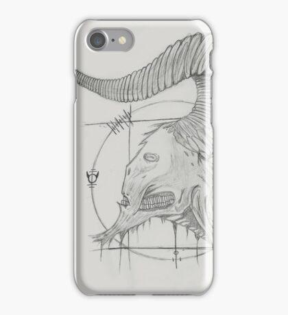 Satan iPhone Case/Skin