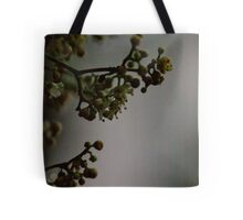 Brooding blossoms Tote Bag