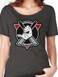 Kill/Quack Women's Relaxed Fit T-Shirt