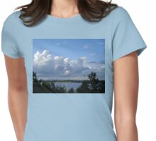 LOVELY SUMMER DAY Womens Fitted T-Shirt