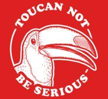 Toucan Not Be Serious Kids Tee