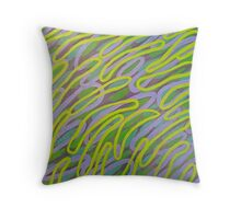 green life  1 Throw Pillow