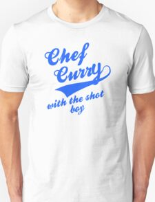 Chef Curry Script  T-Shirt