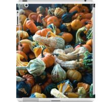 Wall to wall gourds. iPad Case/Skin