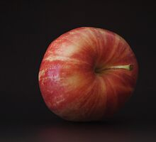 Gala apple by Richard G Witham