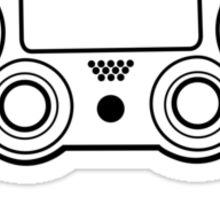 PS4 Sticker