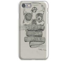 I Say NO! iPhone Case/Skin