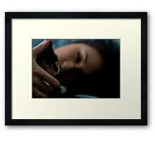Lovely Felions Framed Print