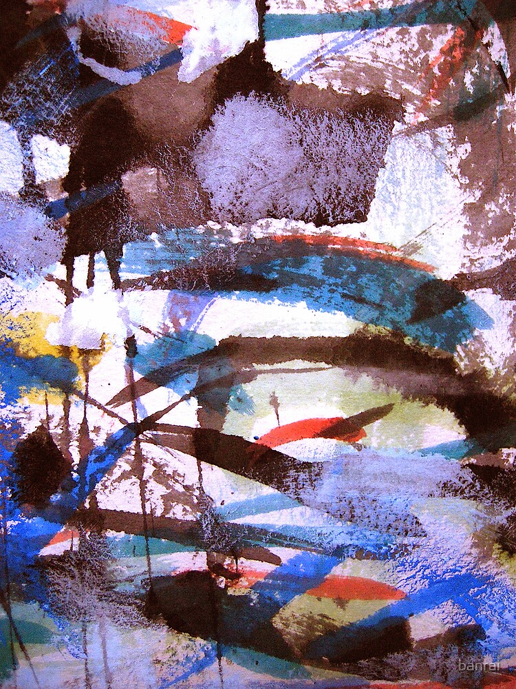 calm reflections by banrai