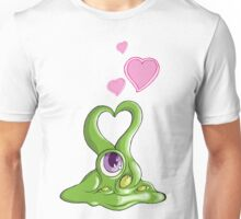 Slimy love Unisex T-Shirt