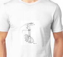 Tug on my Heart Strings Unisex T-Shirt