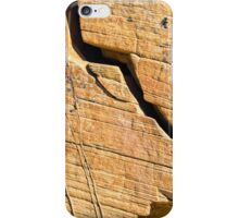 CRACKING UP & DOWN iPhone Case/Skin