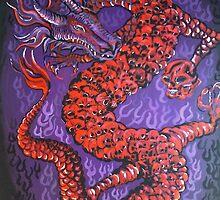 The Victory Dragon by Sari  Puhakka