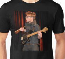 Kira Puru & The Bruise - Bass Guitarist Unisex T-Shirt