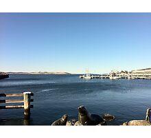 Victoria Dock, Hobart Photographic Print