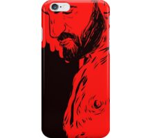 RED iPhone Case/Skin