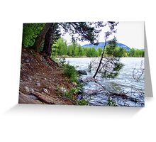 High Water 4 Greeting Card
