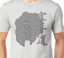 Aged Kung Fu Kong Unisex T-Shirt