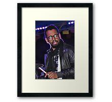 Jamire Williams @ Jazz & Blues Festival 2012 Framed Print