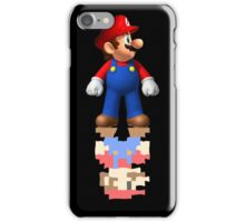 You've changed, man! iPhone Case/Skin