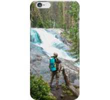 The Lost Waterfall iPhone Case/Skin
