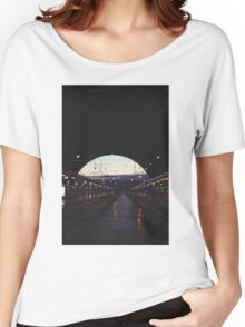 Milan train station Women's Relaxed Fit T-Shirt