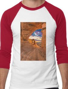 Arches National Park Men's Baseball ¾ T-Shirt