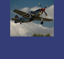 Hawkeye Flies - Replica Mustang @ Tyabb 2012 Unisex T-Shirt