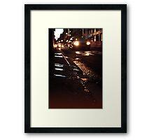 San Framed Print