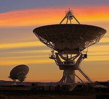 Picture of Radio Telescopes by jose1983