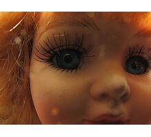 my china doll Photographic Print