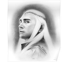 Thranduil: King of the Woodland Realm Poster