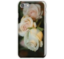 Pale Roses iPhone Case/Skin