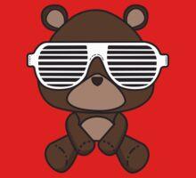 Boss Bear Kids Tee