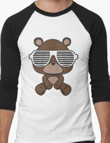 Boss Bear Men's Baseball ¾ T-Shirt