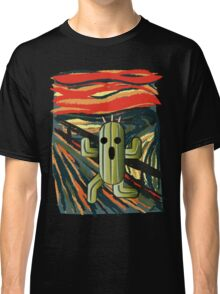 The cactilion scream Classic T-Shirt