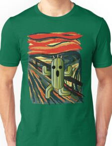 The cactilion scream Unisex T-Shirt