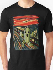 The cactilion scream T-Shirt