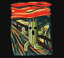 The cactilion scream Unisex T-Shirt