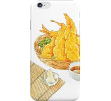 Tempura iPhone Case/Skin