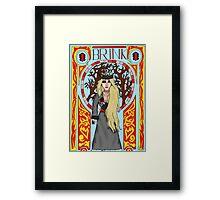 Maria Brink Framed Print