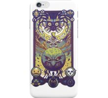 Zelda Against odds iPhone Case/Skin