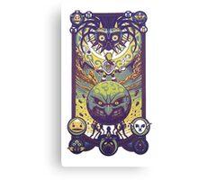 Zelda Against odds Canvas Print