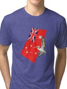 Maritime Australia 2 Tri-blend T-Shirt