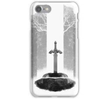 Master Sword iPhone Case/Skin